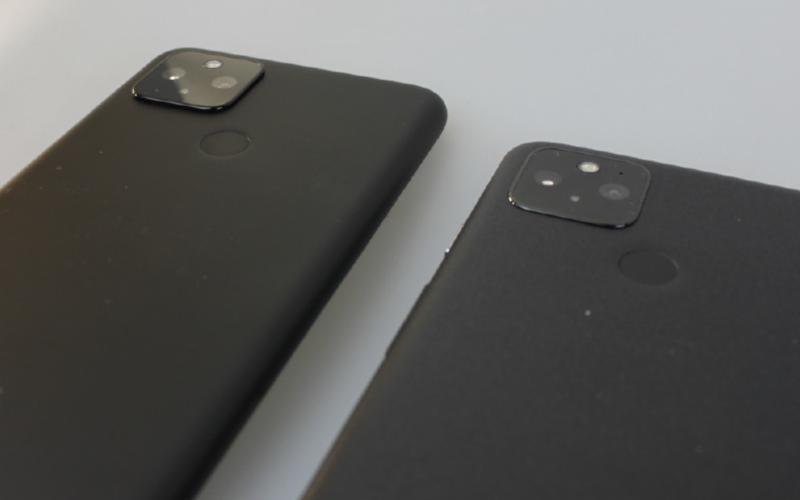 Google Pixel 5 und Google Pixel 4a 5G_Die Knipse
