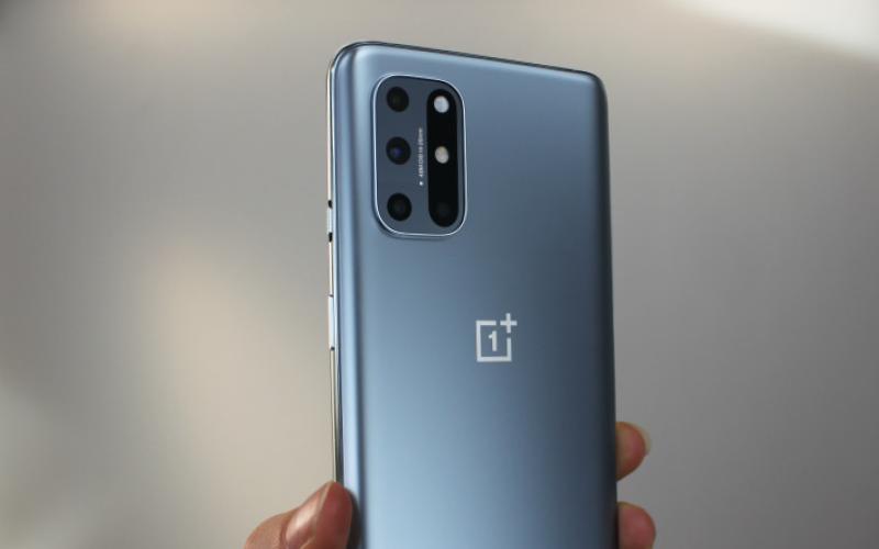 OnePlus 8T_Kamera-Setup
