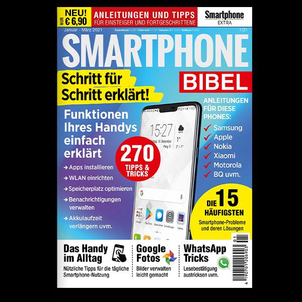 Smartphone Bibel 1/21