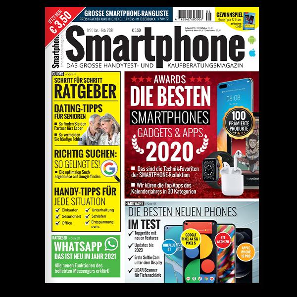 Smartphone Magazin 44 Cover