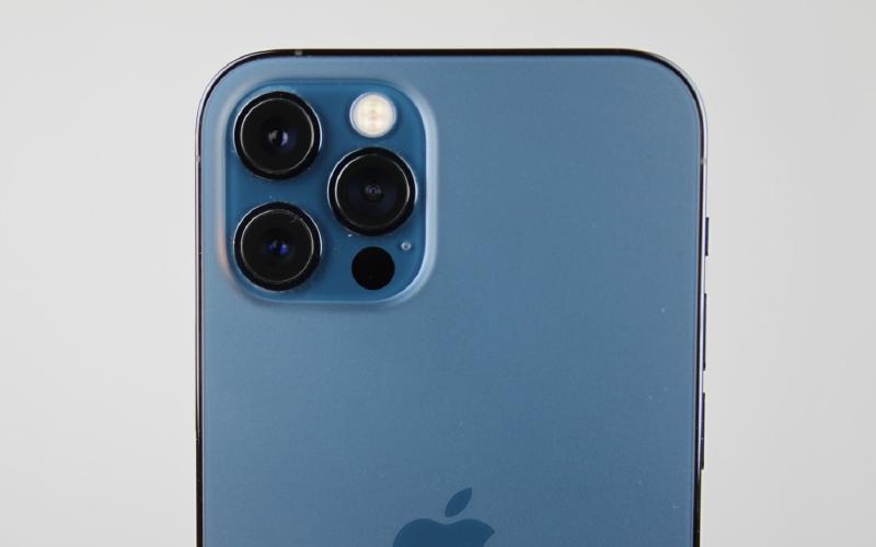 iPhone 12_LiDAR Scanner